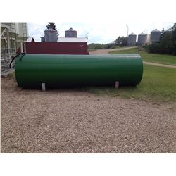 1000 Gallon Fuel Tank W/ 2 Cradles