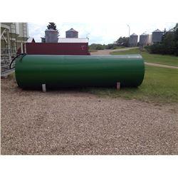 1000 Gallon Fuel Tank W/ 2 Cradles