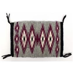 Navajo Wool Textile Sampler by Cassandra John