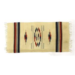 New Mexico Chimayo Wool Textile