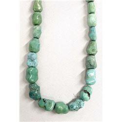 Native American Navajo Nugget Necklace