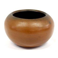 Santa Clara Pottery Bowl by Tessie Naranjo