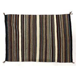 Large Native American Navajo Wool Textile Rug