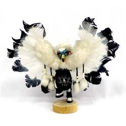Navajo Eagle Kachina by Virginia Martinez
