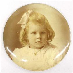 Antique Photograph on Metal