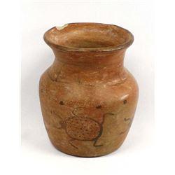 Historic Maricopa Pottery Vase