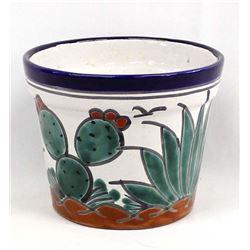 Talavera Cactus Pottery