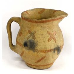 Historic New Mexico Pueblo Pottery Pitcher