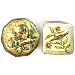 Pr. Mexican Majolica Pottery