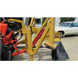 Miller 540E pto drive hyd swing stump grinder like new