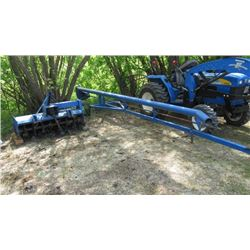"18 ft 6"" pto drive water pump,"