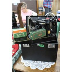 Singer Portable Sewing Machine - in a Case