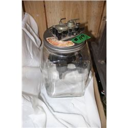 Windshield Washer Jar & Mechanical Parts