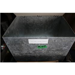 Tin Storage Box