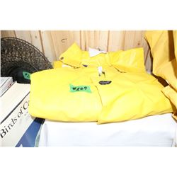Rain Jacket - Size Large