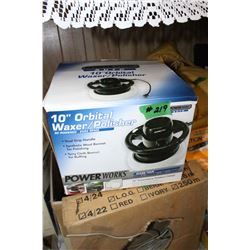 "Orbital Waxer/Polisher (10"")"