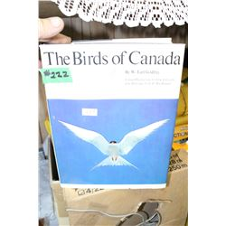 Birds of Canada Hard Cover Book