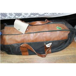 Carrying Case with a Large Tent