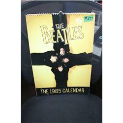 1985 Beatles Calendar