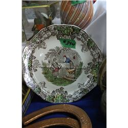 Decorator Plate by Copeland Spode
