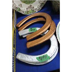 2 Prs. of Horseshoes