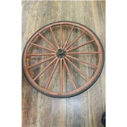 """Buggy Wheel - 43"""" tall   ***Pick up"""