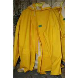 Rain Suit - Jacket & Pants (XXL)