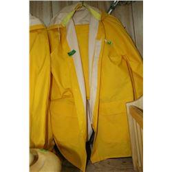 Rain Suit - Jacket & Pants (Med)