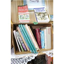 Collection of Bird Books