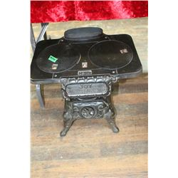 """Small Cast Parlor Stove - No. 8 """"JOY""""; Enterprise Foundry Co., Sackville, N.B.   ***Must be Picked U"""
