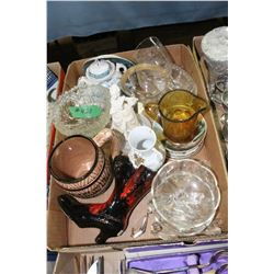Box with Glassware
