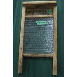 Small Pearl Lingerie Wash Board