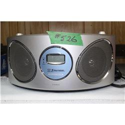 Emerson CD Player - AM/FM Radio