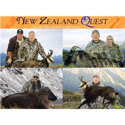 New Zealand Quest
