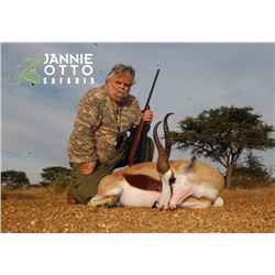 Jannie Otto Safaris