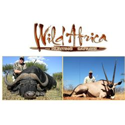 Wild Africa Hunting Safaris