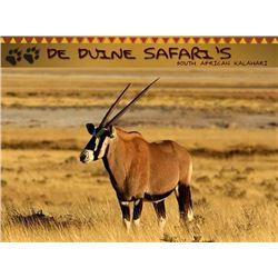 De Duine Safaris