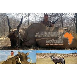 AfriHunt Safaris Namibia