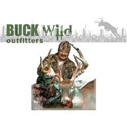 Buck Wild Outfitter's, LLC