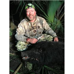 Wild Hog Hunt in Florida