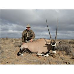 African Plains Game Hunt