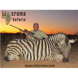 10 Day African Safari for Two Hunters including choice of Trophy Fees