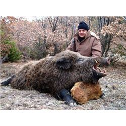 Big Game Hunt in Argentina for Two.  Includes 3 Animals Each Hunter
