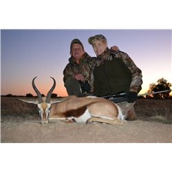 10 Day African Safari for Two Hunters and 2 Non-Hunters Plus Trophy Fees