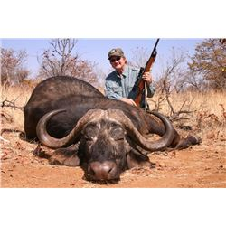 8 Day African Safari for Two Hunters, Inlcludes Trophy Fee for One Cape Buffalo Bull and One Sable