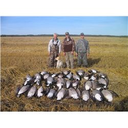 Saskatchewan Waterfowl Hunt