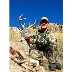 COUES DEER HUNT IN WILCOX, ARIZONA, Hunters Choice Archery or Rifle