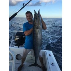 DOLPHIN, WAHOO, TUNA or BOTTOM FISHING / 2 PEOPLE, FULL DAY