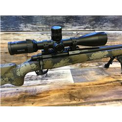 Nosler Model 48 Long Range Rifle Package