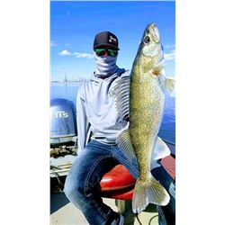 Devils Lake Fishing Package